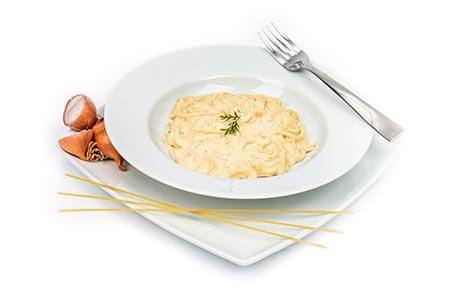 pasta carbonara meal replacement packs