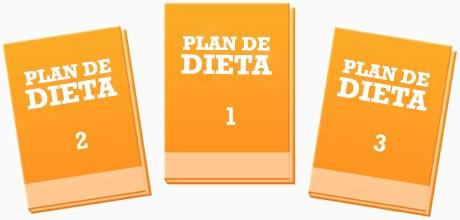 3 diet plans