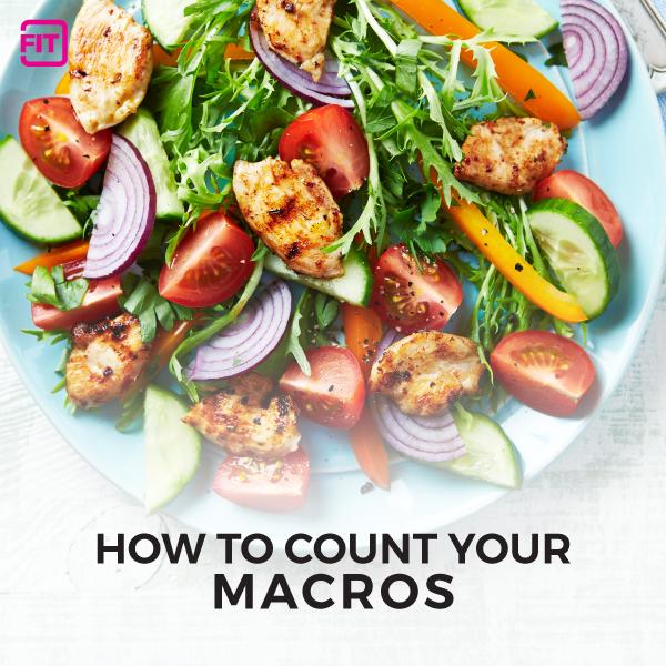 how to break down macros