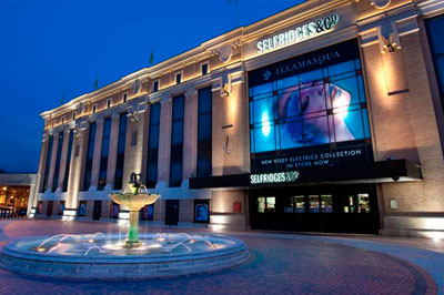 Selfridges Trafford Centre