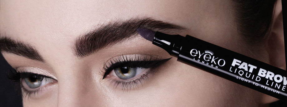 Fat Brow Liquid Liner Eyeko Us