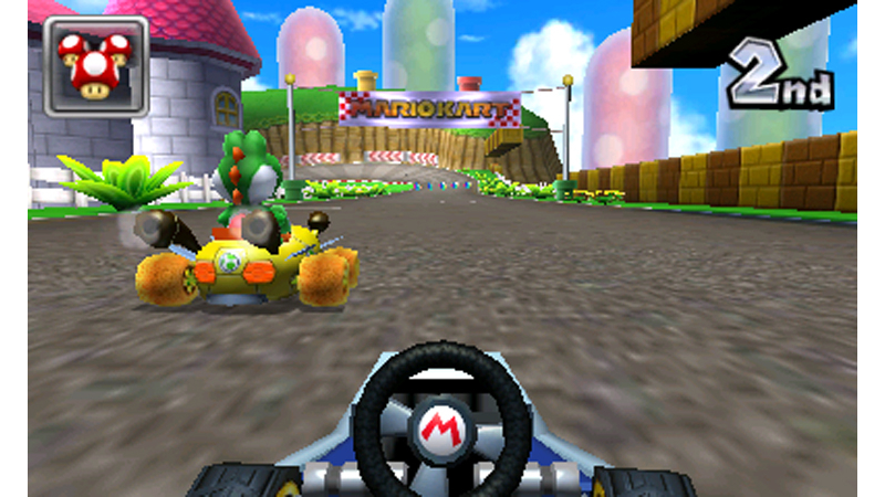 mario kart 7 digital download nintendo official uk store. Black Bedroom Furniture Sets. Home Design Ideas
