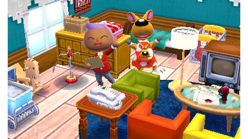 New Nintendo 3DS White Animal Crossing Happy Home Designer