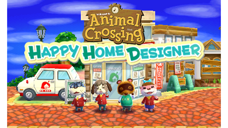 Animal Crossing Happy Home Designer Pinky