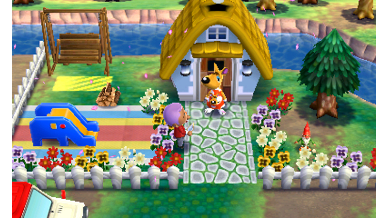New Nintendo 3DS XL Animal Crossing: Happy Home Designer Edition ...