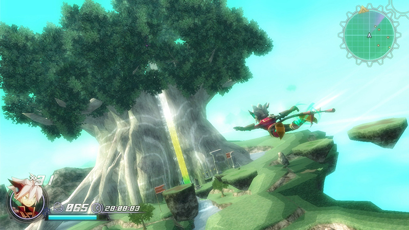 rodea the sky soldier wii iso pal