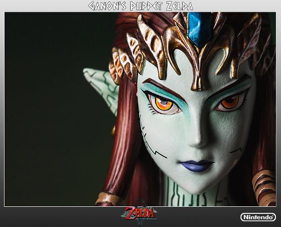 Zelda Twilight Princess Ganondorf Ganon's Puppet Zelda F...