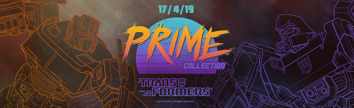 Prime Collection Banner