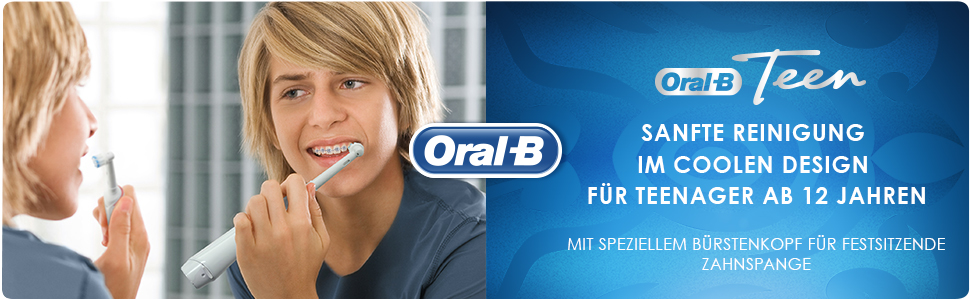 Oral B best ever clean with revolutionay Magnetic iO Technology