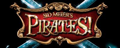 Sid Meier's Pirates Banner
