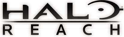 The Halo: Reach logo