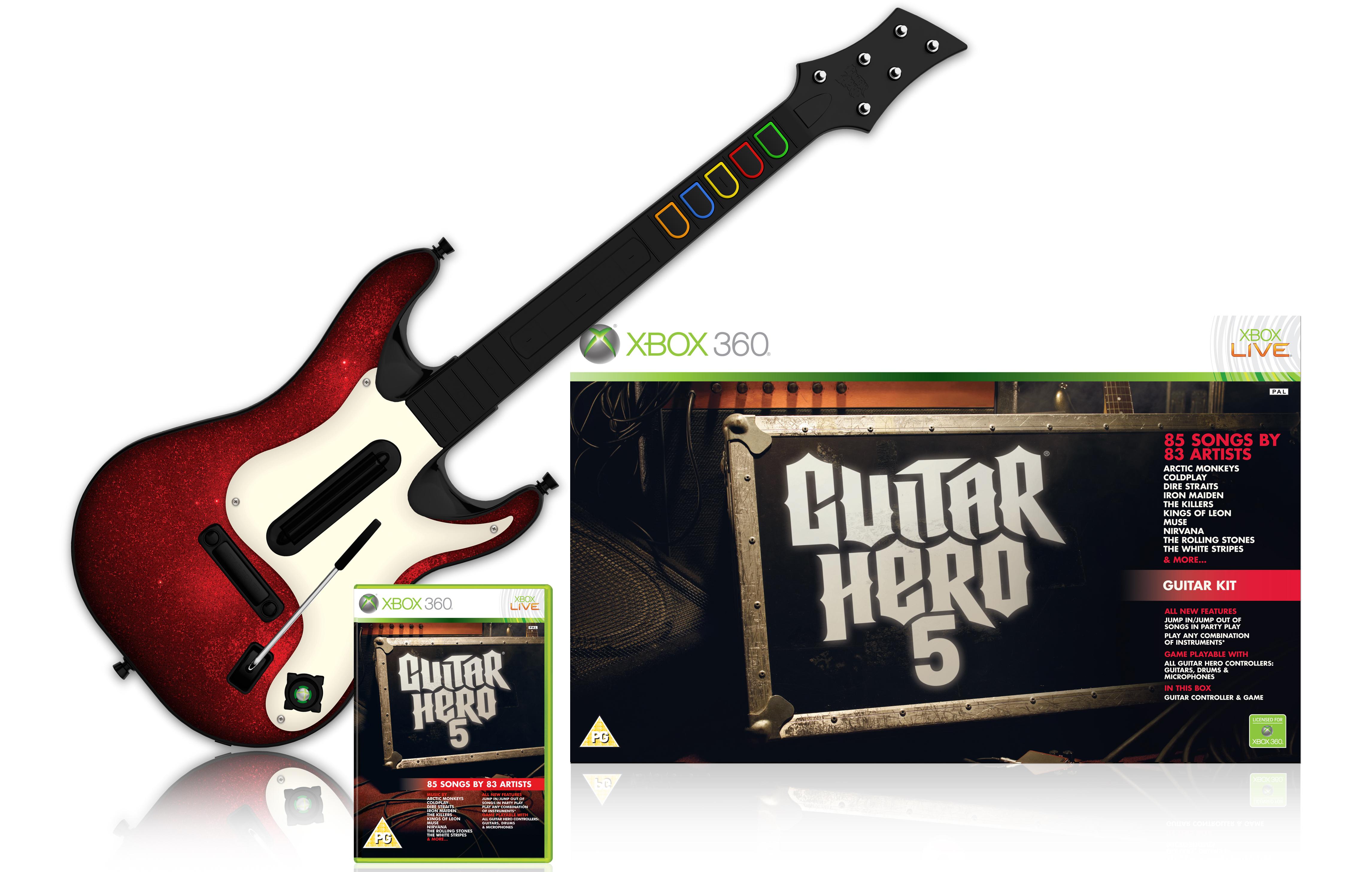 Guitar hero tävling