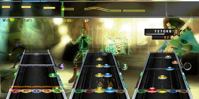 4 player guitar hero