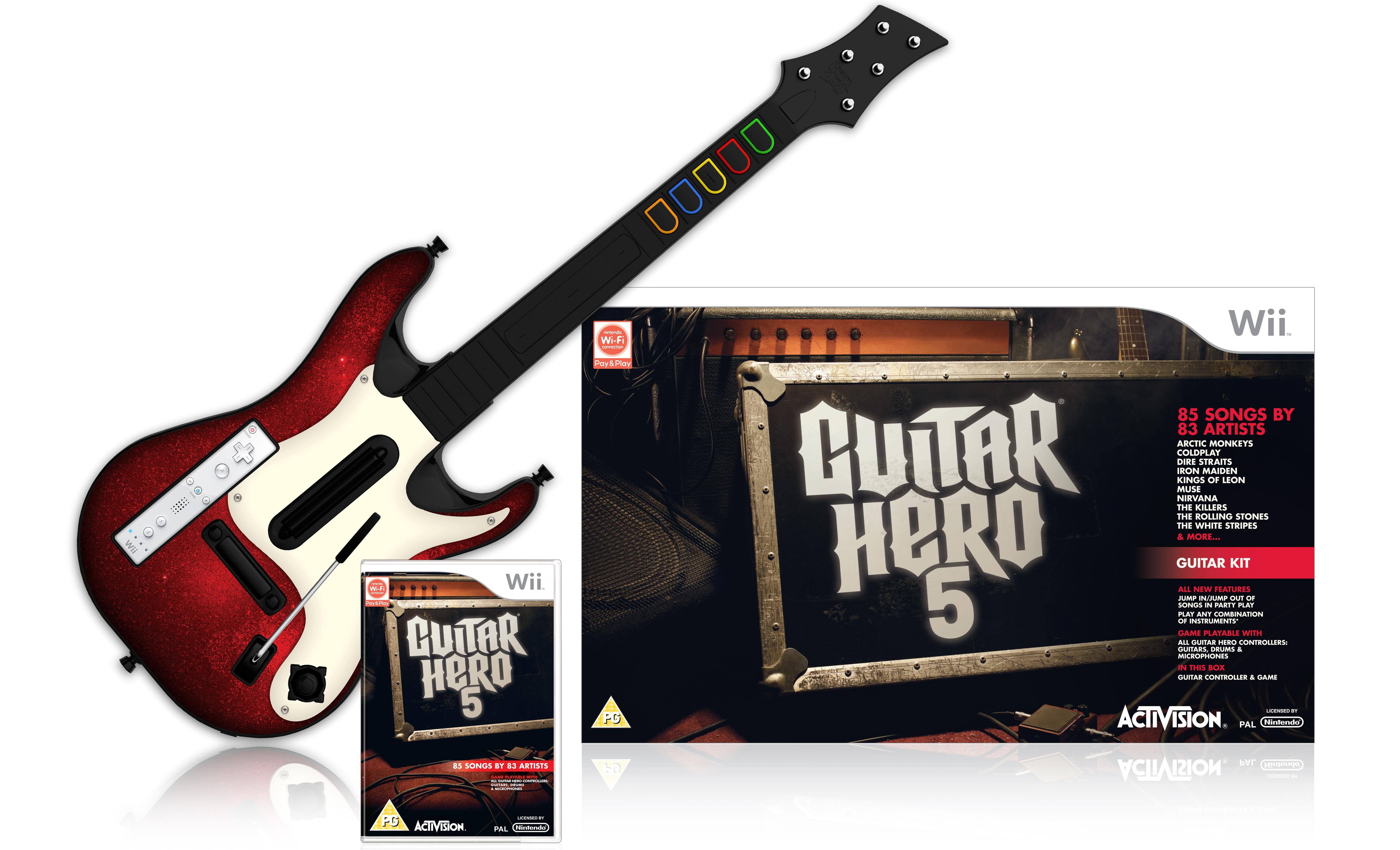 Guitar Hero World Tour Vocals