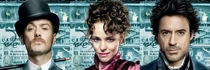 Dr. John Watson,Irene Adler And Sherlock Holmes