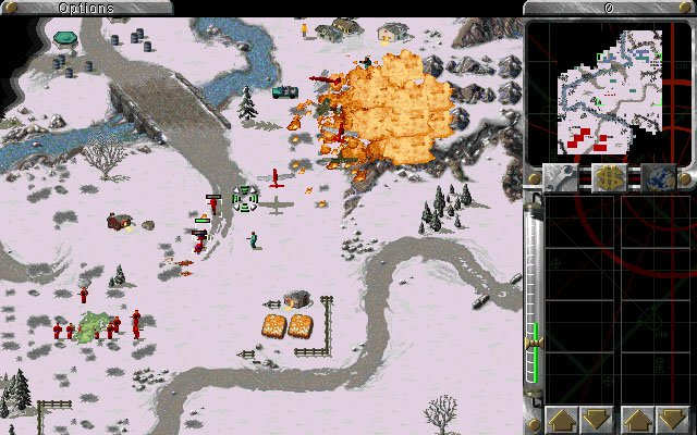 Command and Conquer screenshot #1
