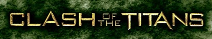 Clash Of The Titans Logo