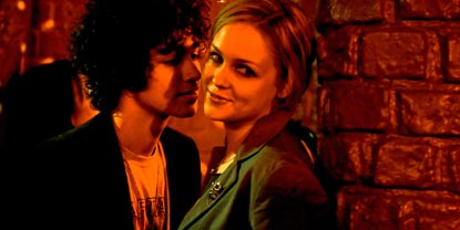 Luke Played By Robert Sheehan With Michelle Played By Kimberley Nixon