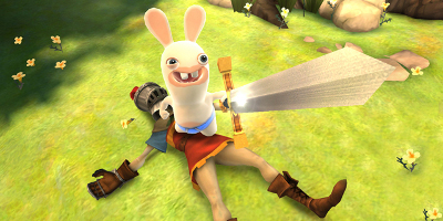 Spank A Raving Rabbit