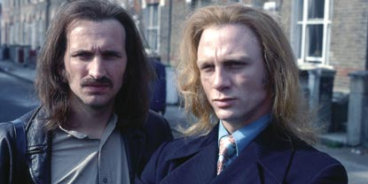 Nicky Hutchinson Played By Christopher Eccleston And Geordie Peacock Played By Daniel Craig
