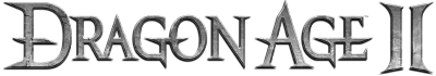 The Dragon Age II logo