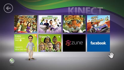Kinect (Includes Kinect: Adventures!)