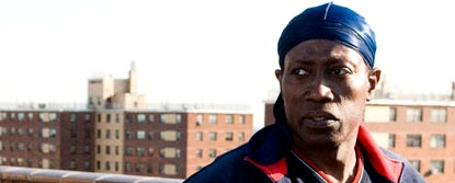 Wesley Snipes As Caz