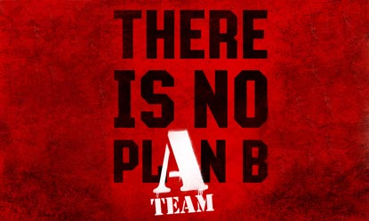 There Is No Plan B, A Team Logo