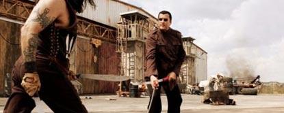 Machete Cortez Fighting With Rogelio Torrez