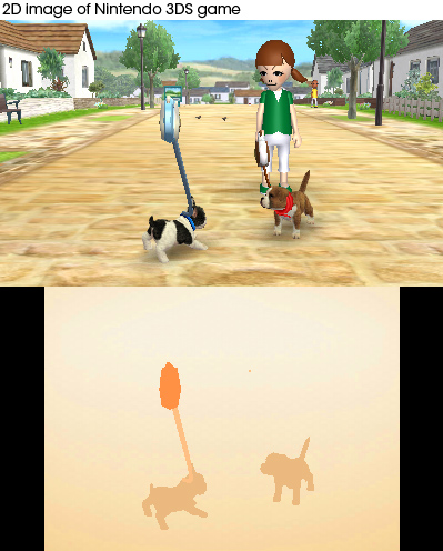 Nintendogs and Cats (Golden Retriever and New Friends