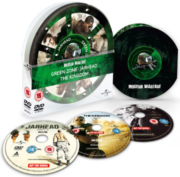 Modern Warfare Tin With Three Discs
