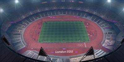 stadium overview