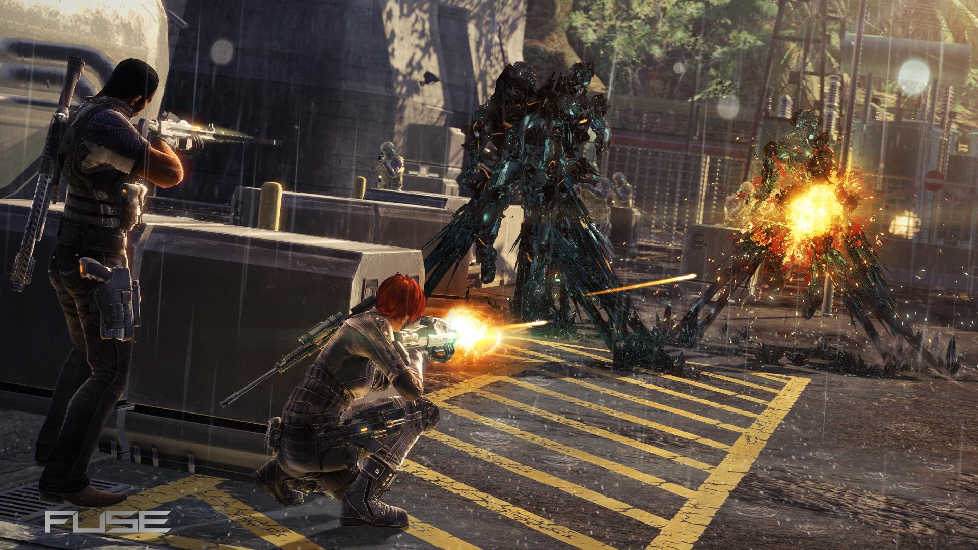 Fuse Xbox 360 Gameplay : Fuse ps zavvi