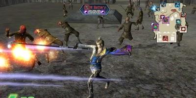 in game fight screenshot