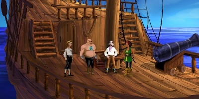 Monkey Island Special Edition Collection Xbox