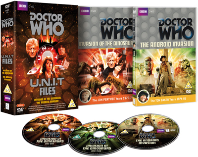 Doctor Who Exploded Packshot