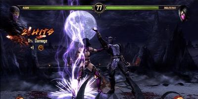 2 hit combo fight