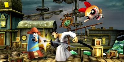 Cartoon Network Punch Time Explosion Xl Nintendo Wii Zavvi Us