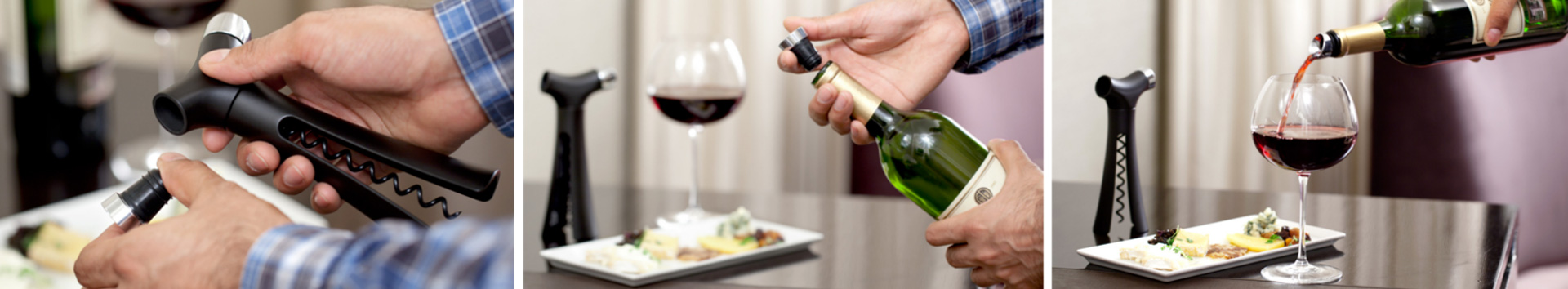 Quirky Verseur Multi-Function Wine Tool
