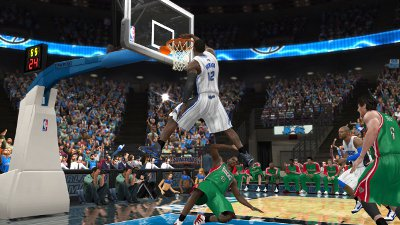 NBA Live 2013 screenshot #3