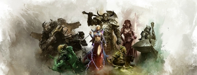 Guild Wars Banner 2