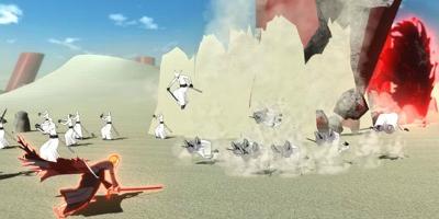 Charater fight scene2