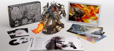 Guild wars collector's edition content