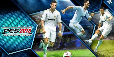 Ronaldo PES promo