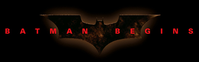 Batman Begins Banner