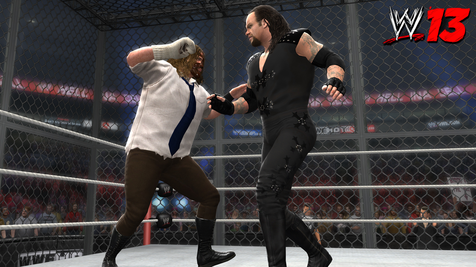 mankind vs undertaker