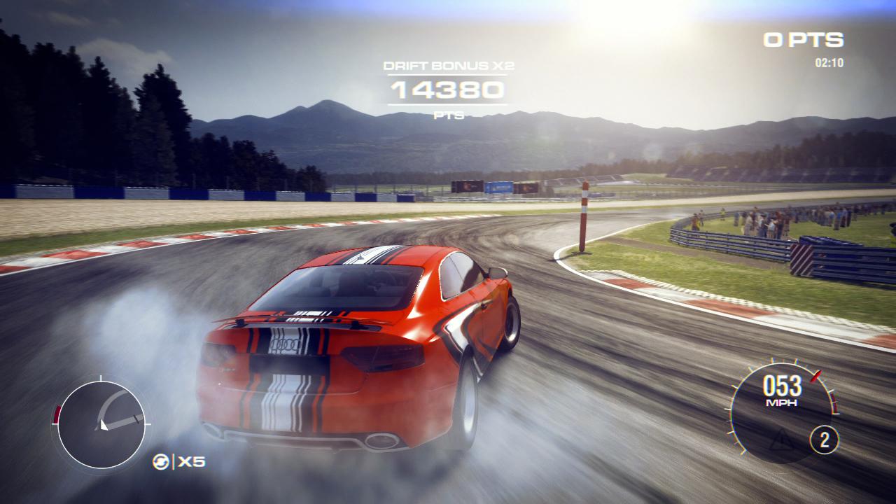 Grid 2 Xbox 360 Zavvi Com