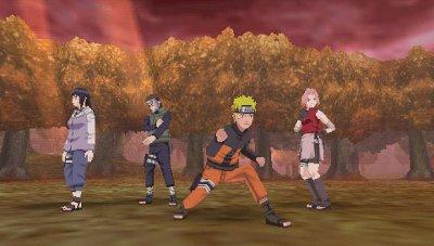Naruto Shippuden: Kizuna Drive screenshot #1