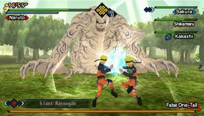 Naruto Shippuden: Kizuna Drive screenshot #3
