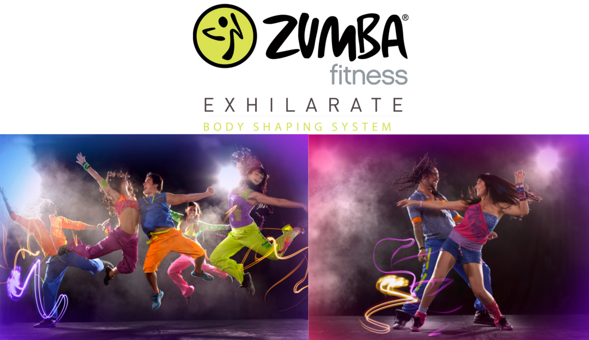 Zumba Exhilarate Latin Dance Workout DVD